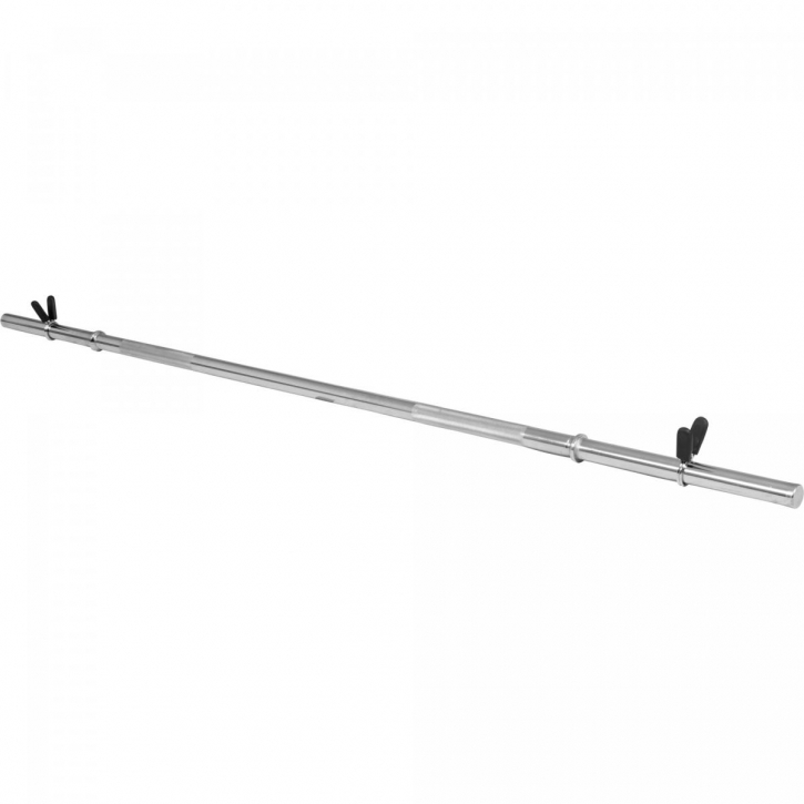 Gorilla Sports Barbell Bar 170cm with Barbell Pad