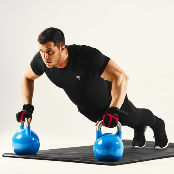 Totally Kill It With Kettlebell Exercises At Home