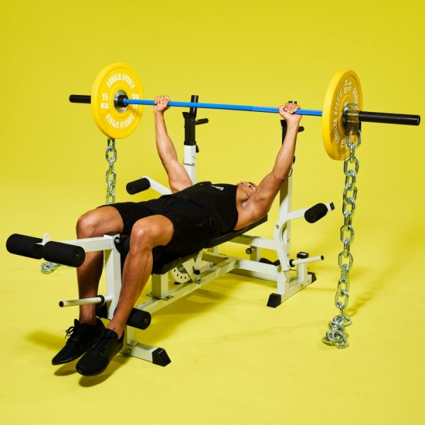 The Humble Barbell – Brilliant For Building Muscle